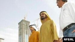 شیخ محمد حاکم دبی و نخست وزیر امارات متحده عربی می گوید که : آیندگان به تاریخی که ما برایشان می سازیم افتخار خواهند کرد
