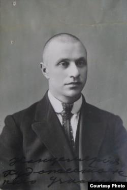 Владимир Бурлюк