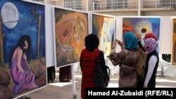معرض فني في الموصل