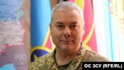 Командувач Об'єднаних сил Збройних Сил України Сергій Наєв, 2020 рік