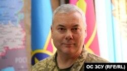 Наєв заявив, що наразі даних про підготовку атаки Росії з окупованого Криму поки немає