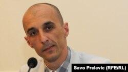 Jovan Kojičić, savjetnik crnogorskog premijera za ljudska prava