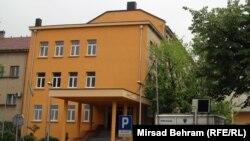 Зградата на Владата во БиХ.