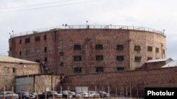 Armenia -- The Nubarashen prison in Yerevan.