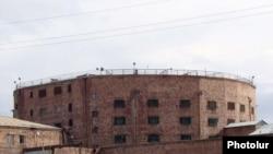 Yerevan's Nubarashen prison