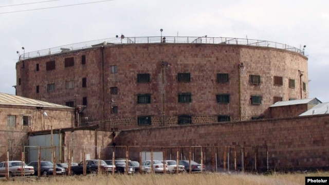 Armenia -- The Nubarashen prison in Yerevan.