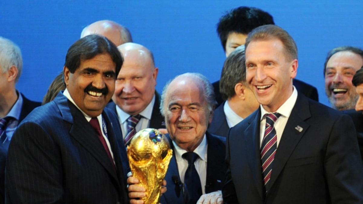 США: Россия и Катар за взятки получили чемпионаты мира по футболу