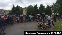 Акцыя супраць карупцыі, Пскоў, 12 чэрвеня