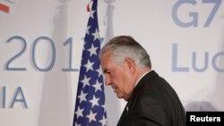 Рекс Тіллерсон не певен, чи вигідно для США захищати Україну в конфлікті на Донбасі