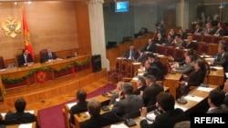 Skupština Crne Gore, Foto: Savo Prelević