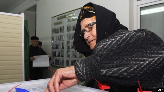 Azerbaijan has been criticized by the international community for its poor voting record