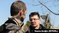 Goran Pavičić u razgovoru sa Zoranom Glavonjićem