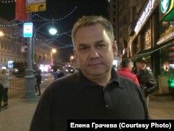 Один из предположительных участников нападения на Елену Грачеву