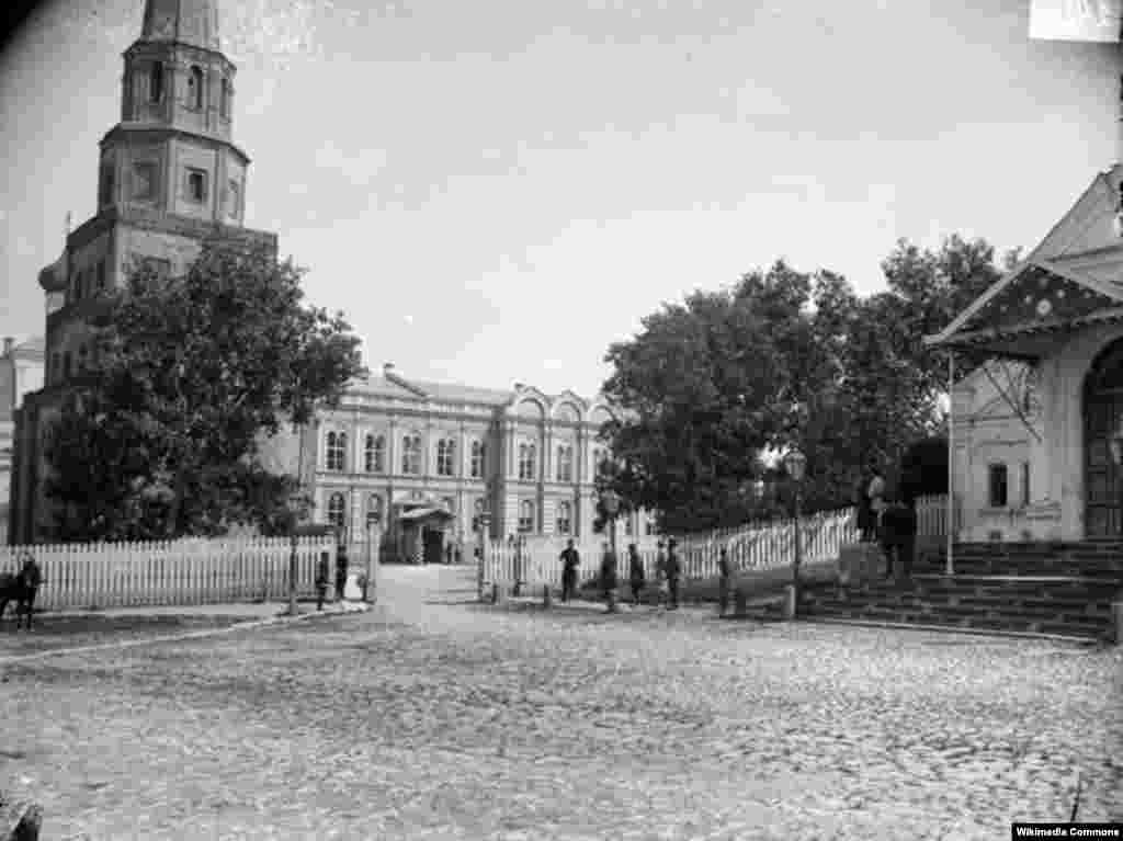 Кирмән сарае (хәзерге президент утырмасы), 1894