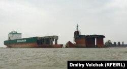 Останки кораблей в Читтагонге