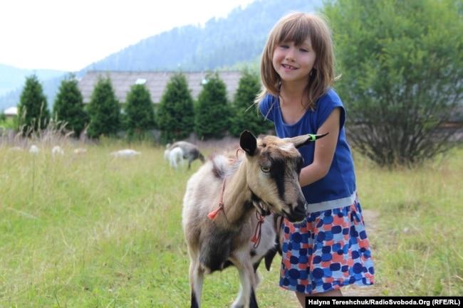 6-річна Іринка