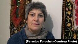پرستو فروهر: به تبلیغ علیه نظام و توهین مقدسات متهم شدم
