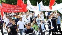 """Киргизия в чем-то играет в центральной Азии роль """"оранжевой"""" Украины"""