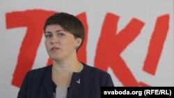 Тацяна Караткевіч, архіўнае фота