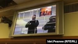 Данис Сафаргали в суде