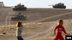 از شهریور ۱۳۹۵ یگانهایی از ارتش ترکیه و شبه نظامیان مورد حمایت این کشور وارد شمال سوریه شدهاند.