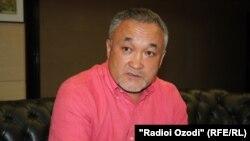 Серикболу Окушев.