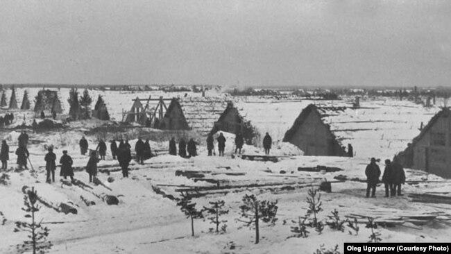 Лягер спэцпасяленцаў Макарыха, 1930-я гады