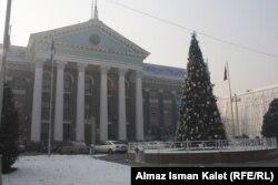 Бишкек шаардык мэриясы