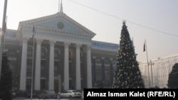 Бишкек мэриясы