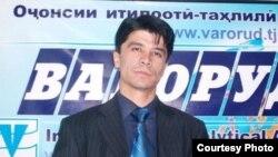 Набиюлло Суннатӣ, блонависи тоҷик