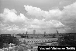 Стадыён «Дынама». Падрыхтоўка да XXII Алімпійскіх гульняў, 1980 год