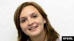 Maryana Torochesnikova portrait