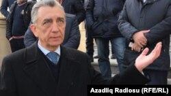 Eldar Əzizov, 25 yanvar 2018