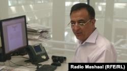 Jan Alekozai, Radio Azadi Journalist