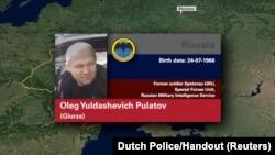 Олег Пулатов, «Гюрза», колишній російський спецназівець