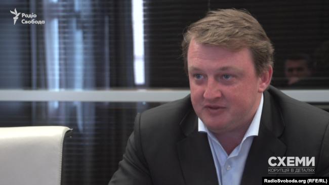 Сергій Фурса, інвестиційний банкір