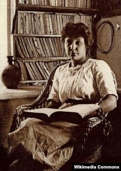 Svetayevanın portreti, 1911. Rəssam M.Voloşin