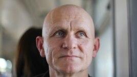 Belarusian opposition activist Ales Byalyatski