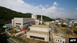 """Атомная станция """"Циньшань"""" в провинции Чжэцзян на востоке Китая. На долю АЭС пока приходится лишь 2% производимой в Китае электроэнергии."""