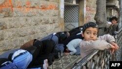حلب ۱۵ فوریه ۲۰۱۳
