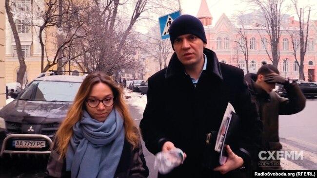 Дмитро Бут не надто охоче спілкується з журналістами