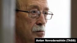 Ученый Виктор Кудрявцев на судебном заседании 2 августа 2018 года