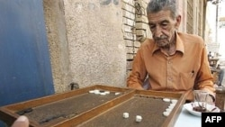 Mosul residents will not be allowed to play the world's oldest board game during the holy month of Ramadan. (file photo)