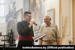 У рамках фэсту «Вечары Вялікага тэатру ў замку Радзівілаў»
