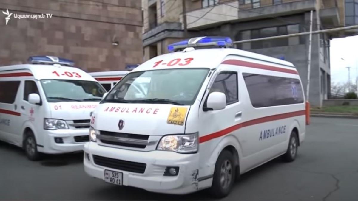 COVID-19: За сутки в Армении выявлено 134 новых случая коронавируса, 266 человек выздоровели, 2 пациента скончались