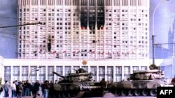 The shelling of the White House on October 4, 1993 set the stage for Russia's current political arrangements.