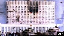 4 октября 1993-го танки Таманской дивизии стреляли по Дому Советов России