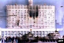 Первый законодательный орган постсоветской России закончил свои дни трагически