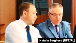 Vasile Croitoru și Boris Gîlca