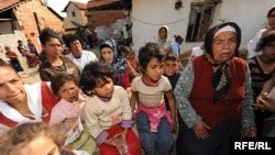 Роми од битолската населба Баир